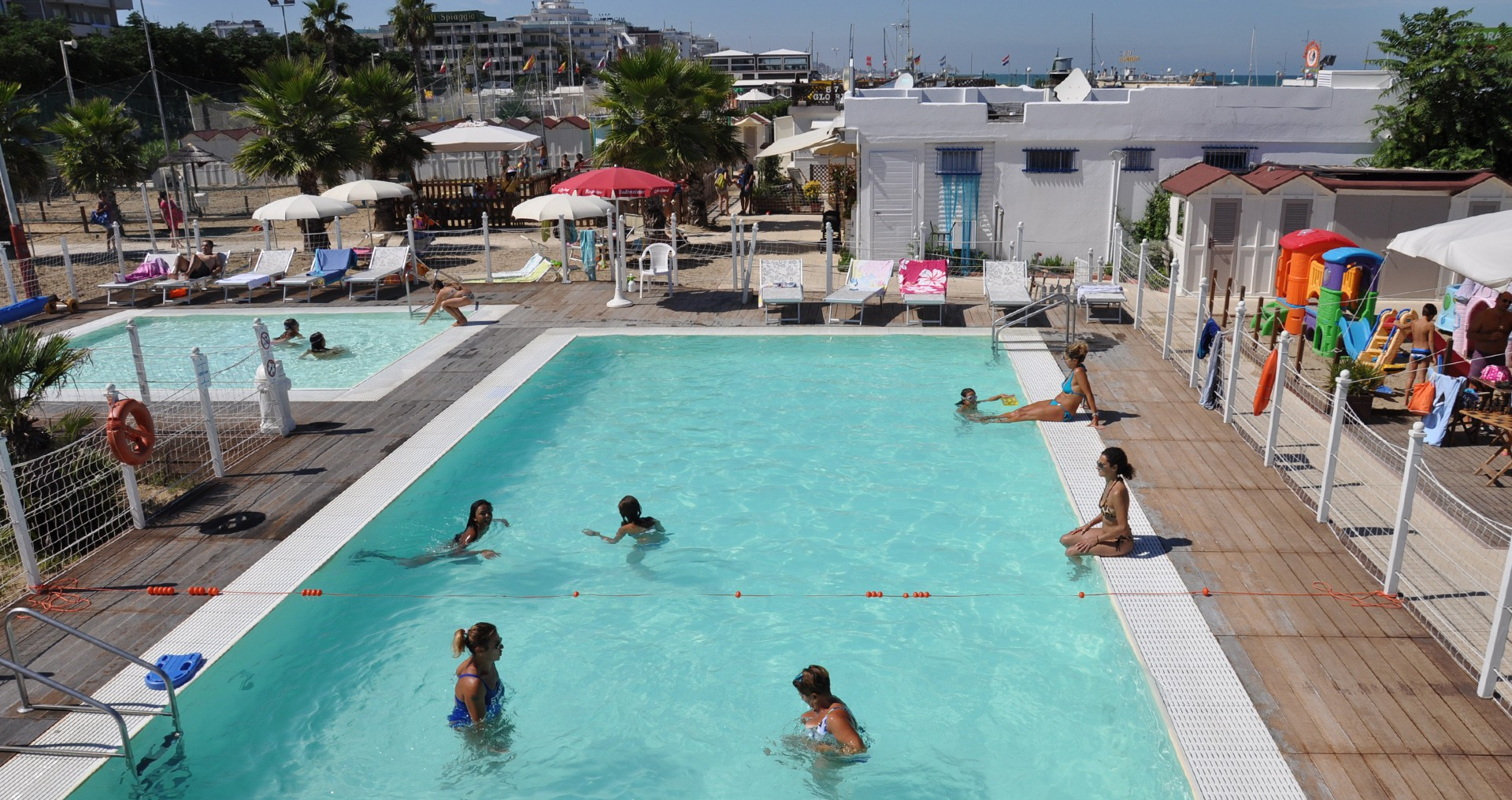 Bathing Resort  86/87 RICCIONE