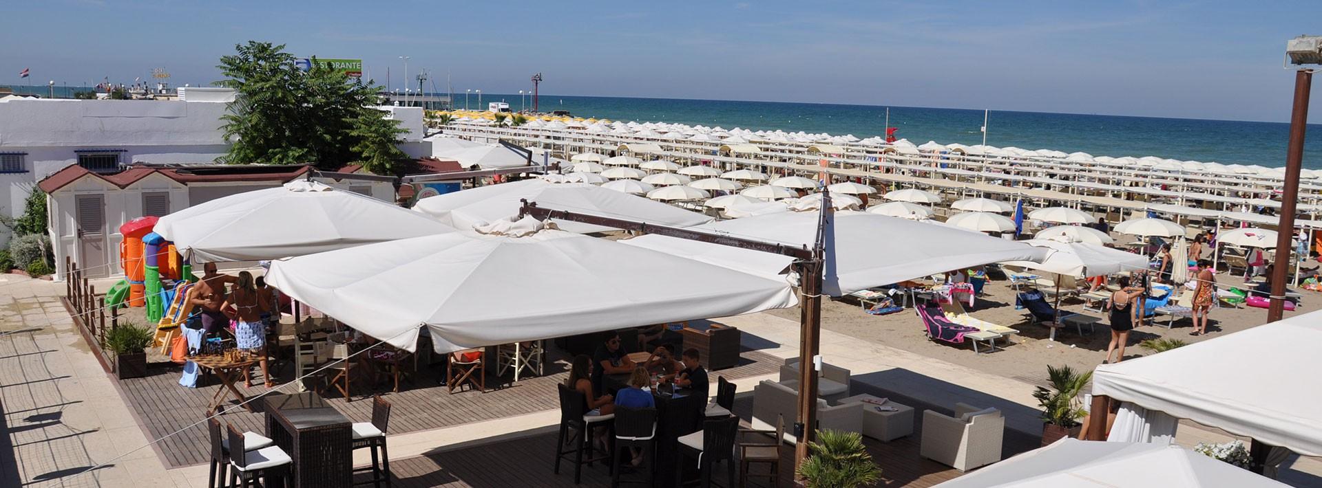 Bagno Sole Riccione Spiaggia
