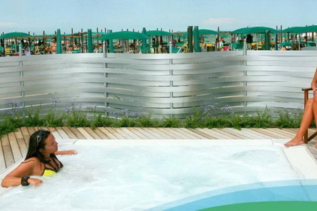 Bagno Giulia Riccione Spiaggia